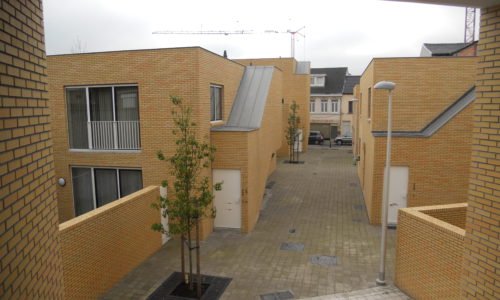nieuwbouw Brugstraat – Zelestraat